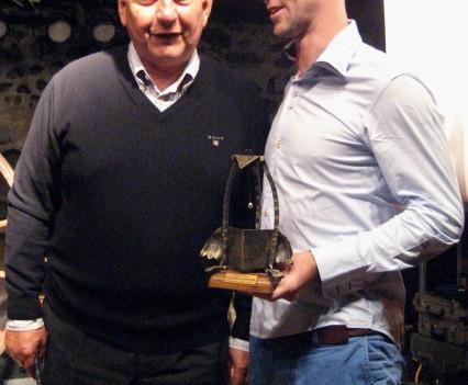Stano Radič Prize given by Miroslav Donutil, Kremnica Gags 2012